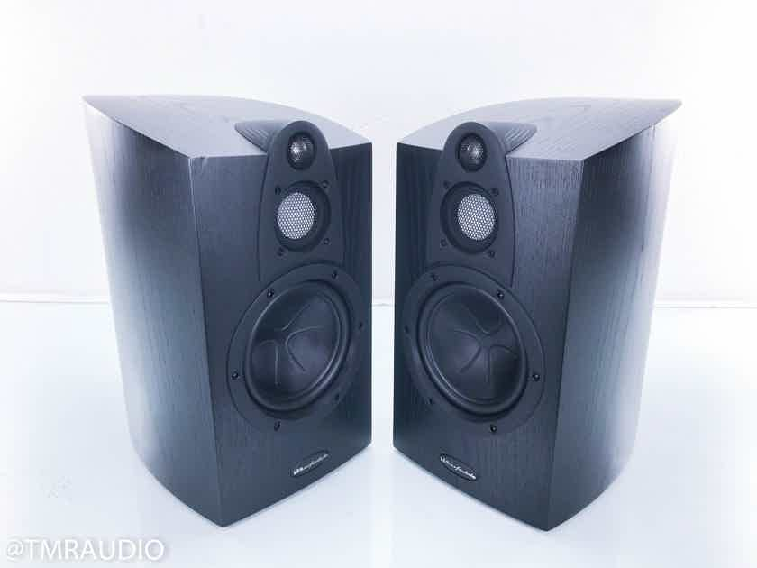 Wharfedale Jade 3 Bookshelf Speakers Black Oak Pair (14785)
