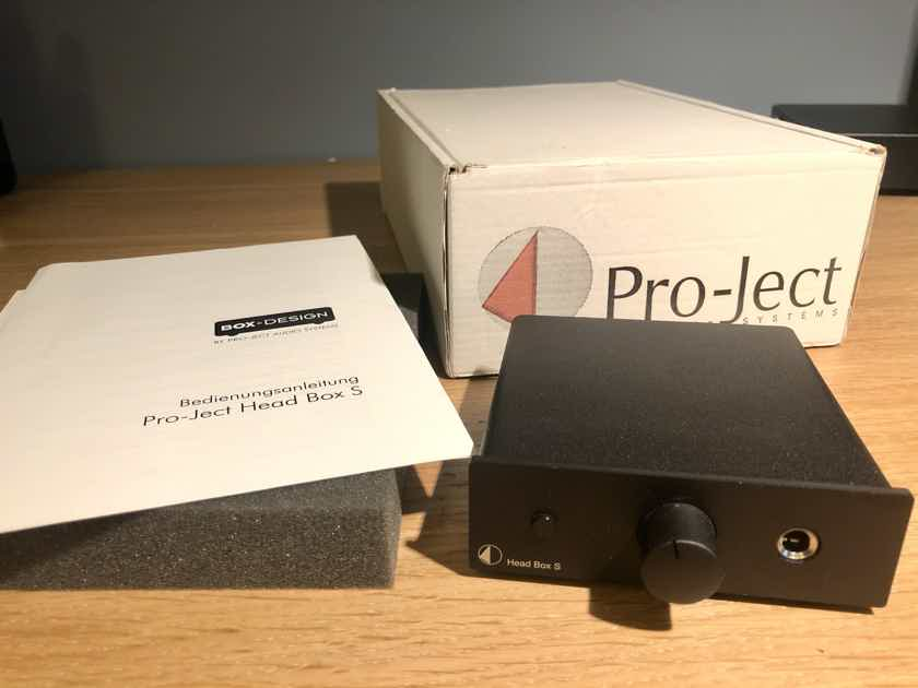 Pro-Ject Head Box S