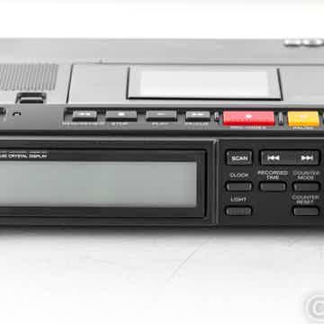 TCD-D10 Pro II Vintage Portable DAT Recorder