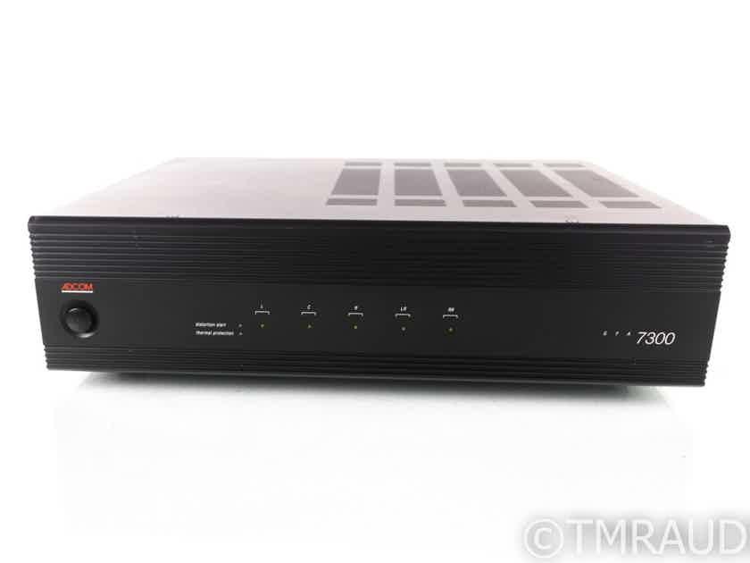 Adcom GFA 7300 5 Channel Power Amplifier; GFA7300 (19903)