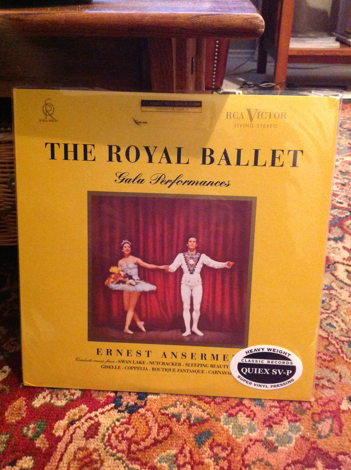 The Royal Ballet - Gala Performances - Classic Records