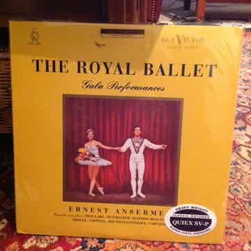 The Royal Ballet - Gala Performances - Classic Records ...