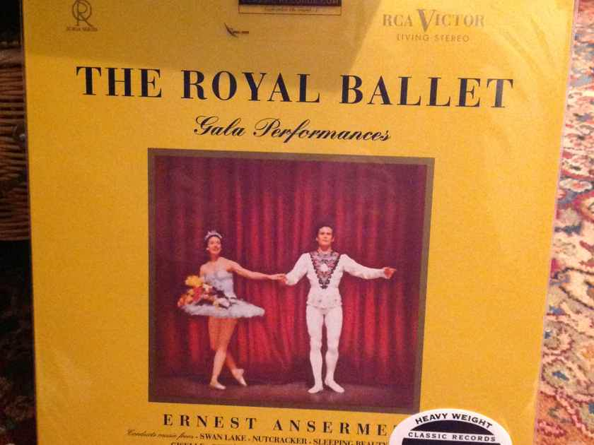 The Royal Ballet - Gala Performances - Classic Records New/Sealed