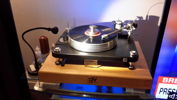 Vpi Scout Classic III signiture (hybrid by Harry) with HRX Pully, 300 rpm motor, VPI PLC speed control