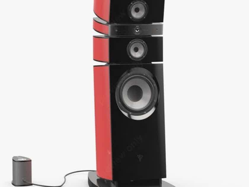Focal Utopia III Stella EM Imperial Red NEW PRICE DROP!!!