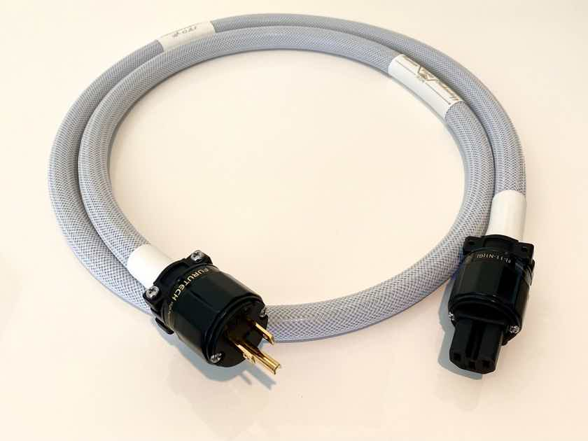 Wisdom Cable Technology (Parthenon Reference AC Mains) power cable