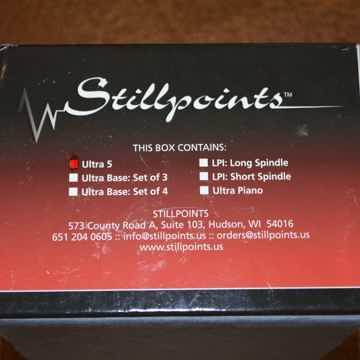 Stillpoints LLC Ultra 5