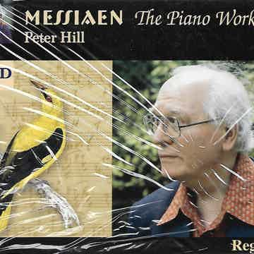 Messiaen: Complete Piano Music Peter Hill - 7 CD