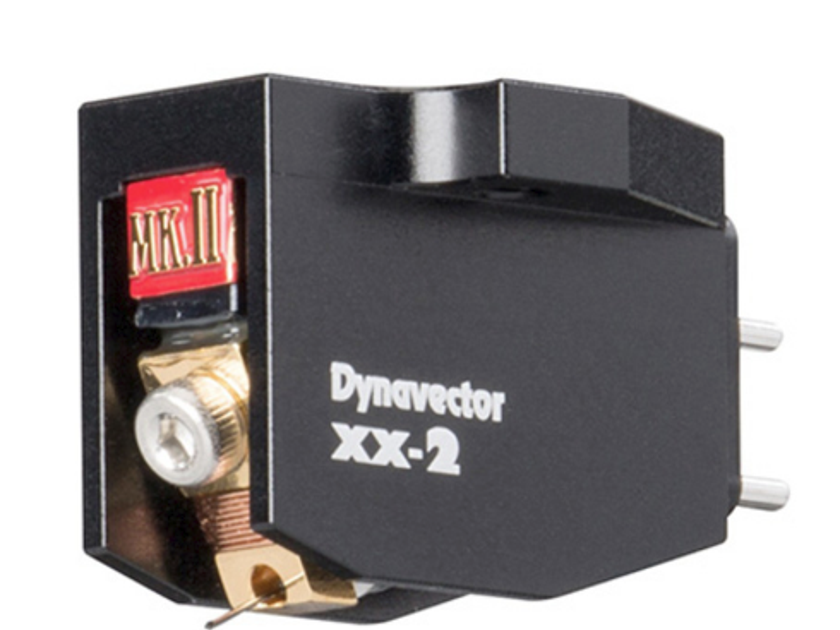 Dynavector DV-XX2 mkII _Watch video demo of this great MC and you will be sold