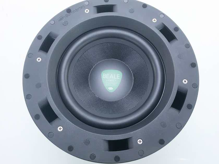 Beale Street ICS8-MB In-Ceiling Subwoofer A100 Subwoofer Amplifier (16256)