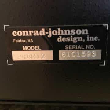 Conrad Johnson Premier 12 C1 Teflon Updated