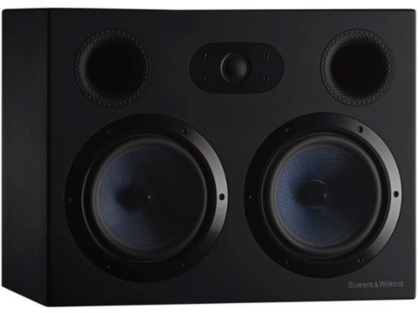 B&W CT7.4 LCRS Bookshelf Speakers for Left Center Right and Surrounds