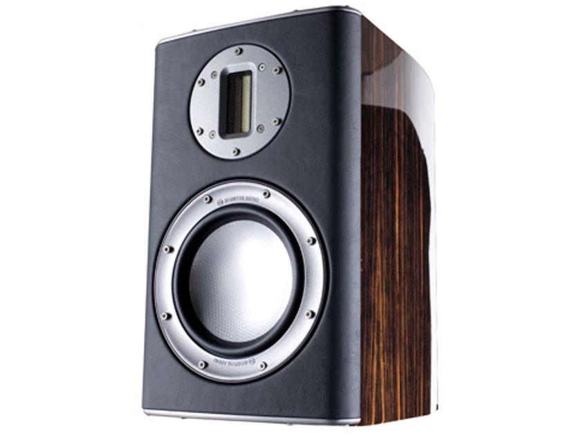 MONITOR AUDIO Platinum PL100 (Series 1) Bookshelf Speakers (Ebony) -  32% Off; Brand New-in-Box; Full Warranty