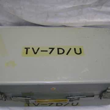 TV-7  D/U HICKOK TUBE_TESTER----VERY NICE