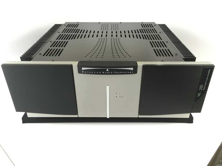 Balanced Audio Technology VK-250 250W Amplifier, Fully Balanced, Mint