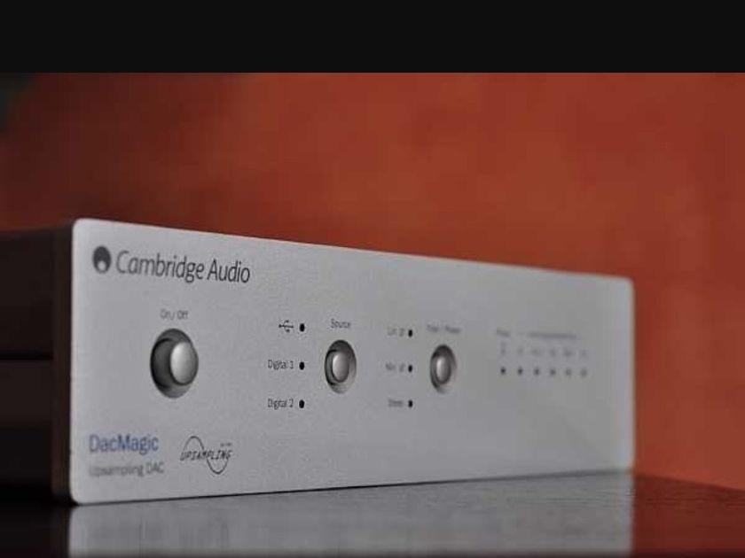 Cambridge Audio Azur DacMagic-S