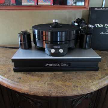 Acoustic Signature Challenger Mk3 Turntable