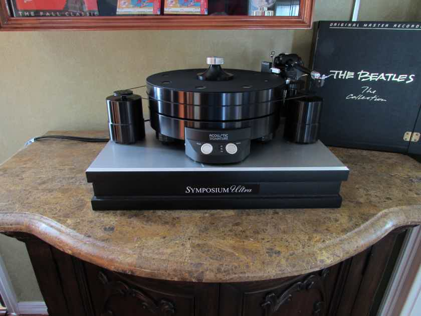 Acoustic Signature Challenger Mk3 Turntable - FREE SHIPPING!!
