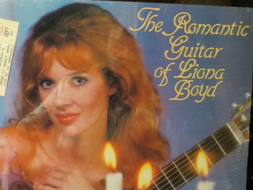 LIONA BOYD - THE ROMANTIC GUITAR OF LIONA BOYD