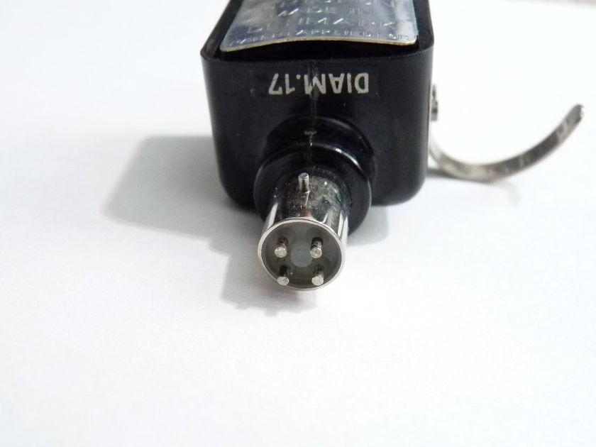 Ortofon Diam 17 phono cartridge 0 hours new shibata stylus SPU type LOMC