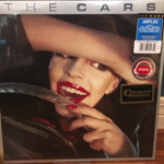 The Cars The Cars - Ltd Edition on Blue Vinyl - 5000 copies