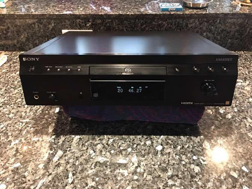 Sony SLD XA5400ES