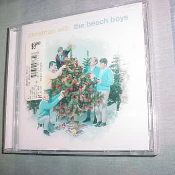 SEALED CD Christmas with the Beach Boys