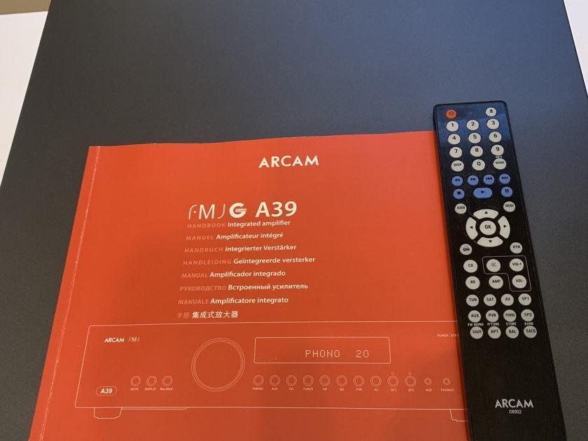 Arcam FMJ-A39