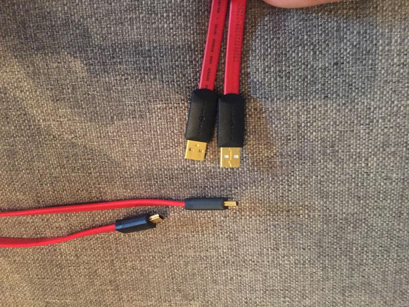 Wireworld Starlight 7 USB cable latest version save $$$