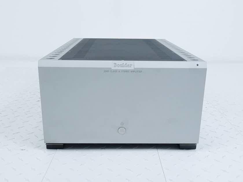 Boulder 2060 Balanced Stereo Power Amplifier Upgraded & Factory Inspected (16252)
