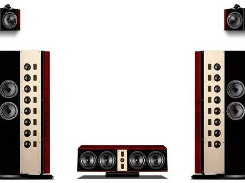 Swans Speakers Systems F 2.6+ PAIR  CHRISTMAS SPECIAL UNTIL SOLD!! NEW!!!!  70% OFF!!!   NEW!!!!