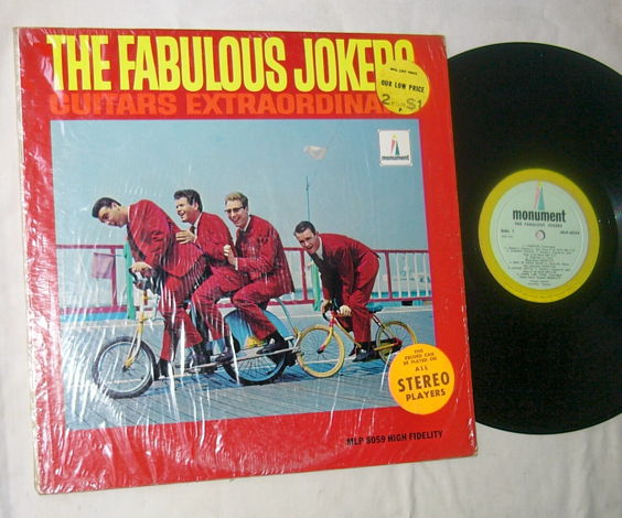 THE FABULOUS JOKERS