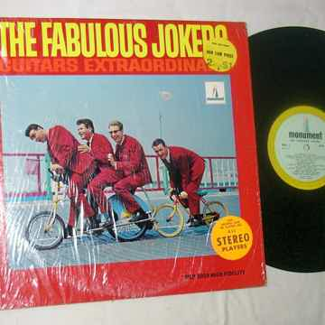 THE FABULOUS JOKERS - GUITARS EXTRAORDINARY - RARE 1966...