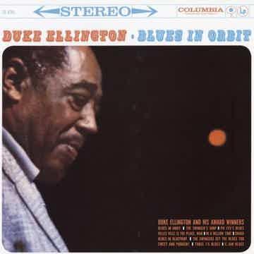Duke Ellington Blues In Orbit-2 45rpm LPs-