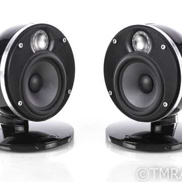 Dome Bookshelf Speakers