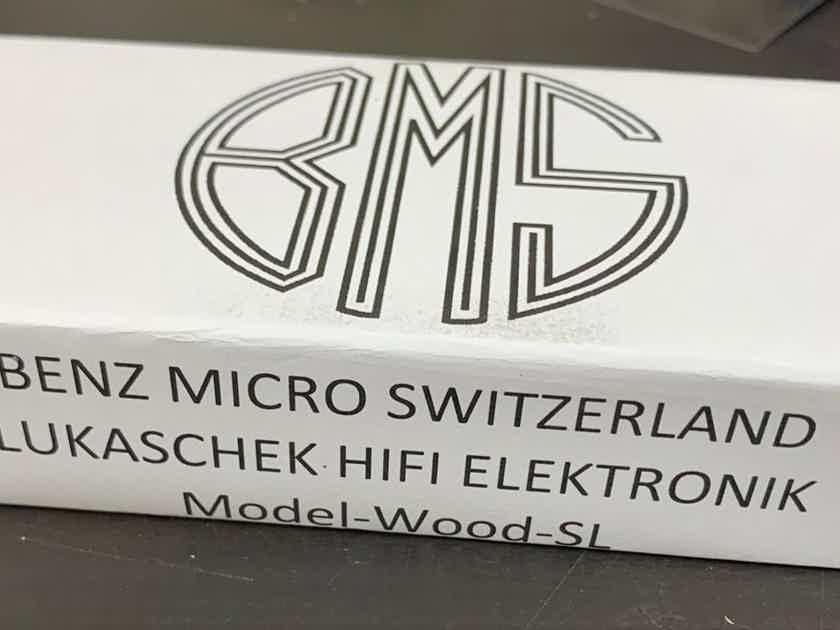 Benz Micro Wood SL Brand New!!
