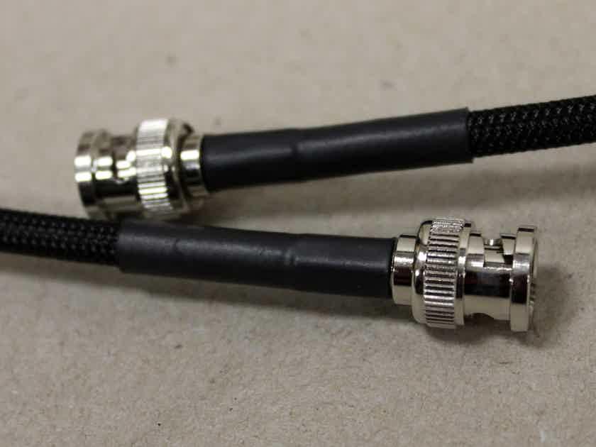 Shunyata Research ALPHA Clock-75 1 Meter Digital Cable