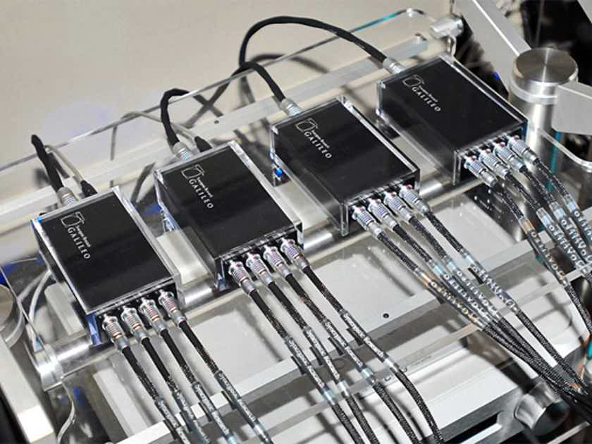 Synergistic Research Galileo System Interconnects - Factory Refreshed