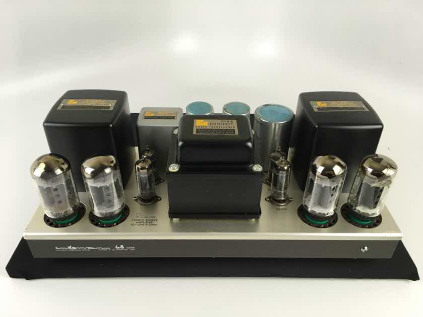 Luxman MQ-68c Tube Amplifier, Vintage Japanese Classic