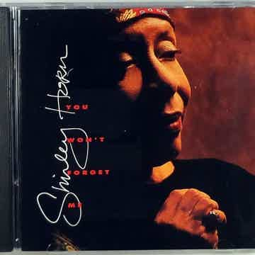 SHIRLEY HORN YOU WON'T FORGET ME VERVE 847 482