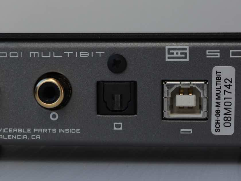 Schiit Modi Multibit DAC (black)