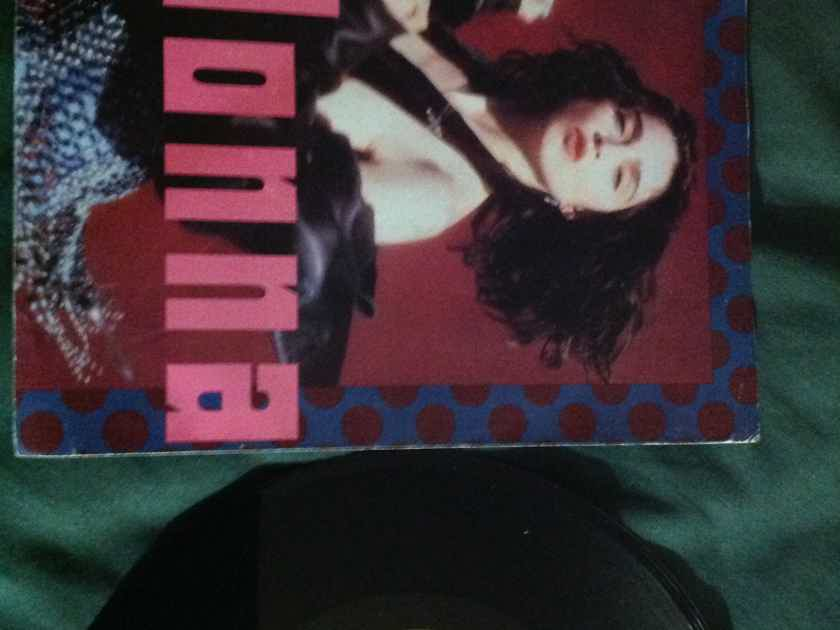 Madonna - Express Yourself/The Look Of Love Sire Records 45 Single With Picture Sleeve Vinyl NM