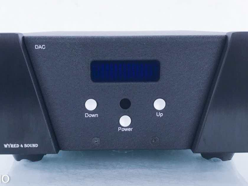 Wyred 4 Sound DAC-2 DAC D/A Converter; USB; Remote (15358)