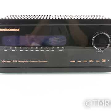 Maestro M8 7.1 Channel Home Theater Processor