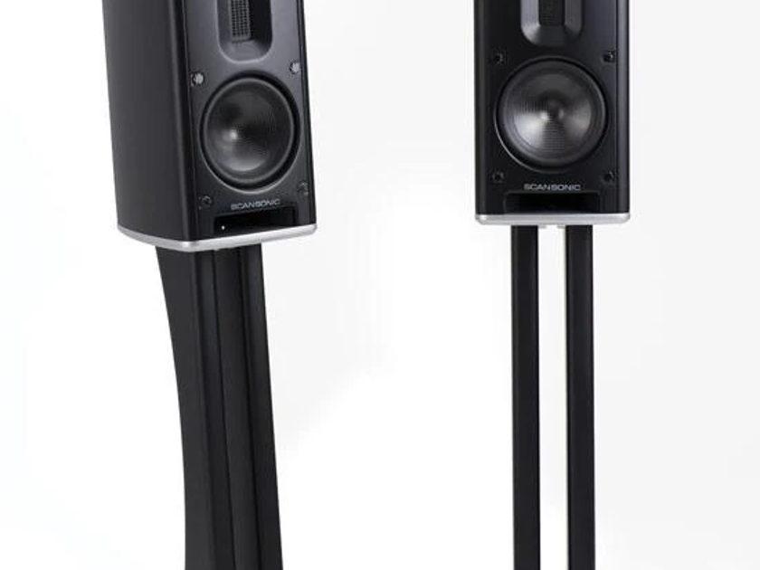 Scansonic  MB1 B Standmount Speakers - Retail Demo