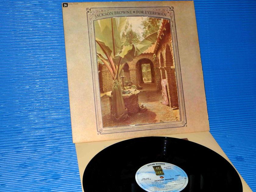 "JACKSON BROWNE - ""For Everyman"" -  Asylum 1973"