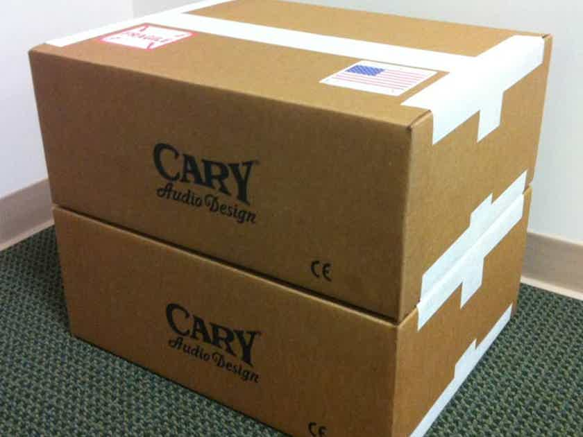 Cary Audio ★ SLP 05 - Any Voltage Black or Silver ★ New, Warranty, Trades OK, Layaway!
