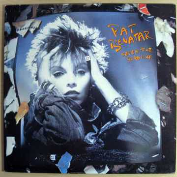 Pat Benatar - Seven The Hard Way - STERLING Mastered 19...