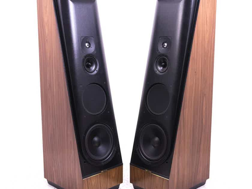 Thiel CS3.6 Floorstanding Speakers; Amberwood Pair; CS-3.6 (20971)