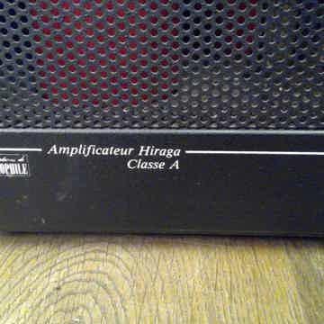 JEAN HIRAGA L 'Audiophile class a amp+pre kaneda dc1+ alimenation AL 35
